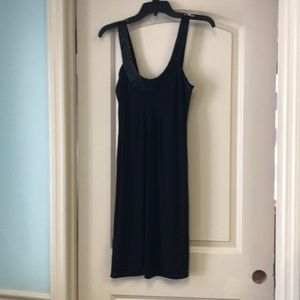 Black Dress size 8- NWT- Bisou Bisou